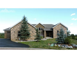 Photo of 230 Eagle Pines Drive, Woodland Park, CO 80863 (MLS # 9262622)