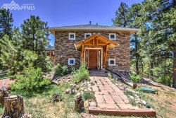 Photo of 400 Cherokee Place, Florissant, CO 80816 (MLS # 9291891)
