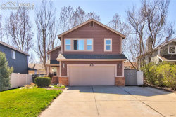 Photo of 4332 Horizonpoint Drive, Colorado Springs, CO 80925 (MLS # 9302863)