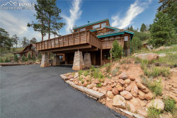 Photo of 1220 Ponderosa Way, Woodland Park, CO 80863 (MLS # 9345060)