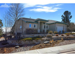 Photo of 4823 Stonehill Road, Colorado Springs, CO 80918 (MLS # 9360355)