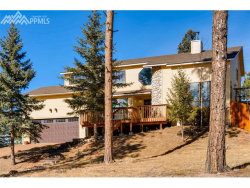 Photo of 600 W Lovell Gulch Road, Woodland Park, CO 80863 (MLS # 9440662)