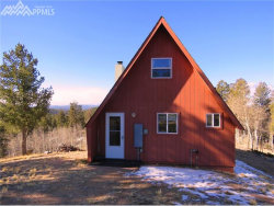 Photo of 76 Green Horn Trail, Florissant, CO 80816 (MLS # 9445016)