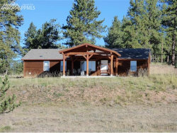 Photo of 47 Cascade Circle, Florissant, CO 80816 (MLS # 9466619)