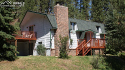 Photo of 4109 Trout Creek Road, Woodland Park, CO 80863 (MLS # 9489290)