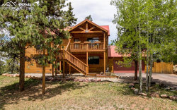 Photo of 350 Panther Court, Woodland Park, CO 80863 (MLS # 9504771)