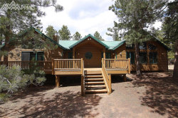Photo of 211 Blue Sky Avenue, Woodland Park, CO 80863 (MLS # 9521174)
