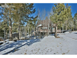 Photo of 761 PINEWOOD Road, Florissant, CO 80816 (MLS # 9521749)