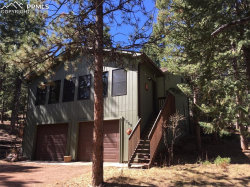 Photo of 1309 W Browning Avenue, Woodland Park, CO 80863 (MLS # 9627465)