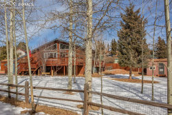 Photo of 350 Circle Drive, Woodland Park, CO 80863 (MLS # 9668846)