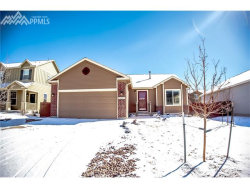 Photo of 10377 Mt. Evans Drive, Peyton, CO 80831 (MLS # 9671660)