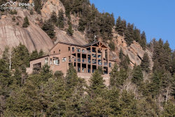 Photo of 1417 Forest Road, Manitou Springs, CO 80829 (MLS # 9673013)