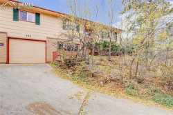 Photo of 443 E Fountain Place, Manitou Springs, CO 80829 (MLS # 9699389)