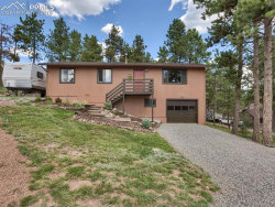 Photo of 480 W South Avenue, Woodland Park, CO 80863 (MLS # 9706991)