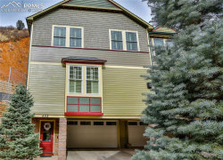 Photo of 452 Winter Street, Manitou Springs, CO 80829 (MLS # 9744674)