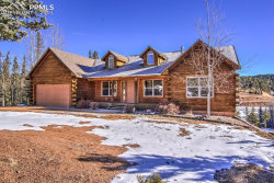 Photo of 1660 Spring Valley Drive, Divide, CO 80814 (MLS # 9835936)