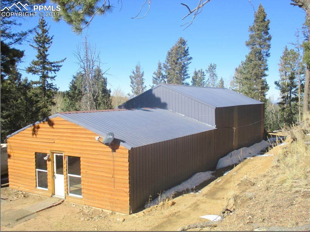 Photo for 2254 County 28 Road, Woodland Park, CO 80863 (MLS # 9838135)