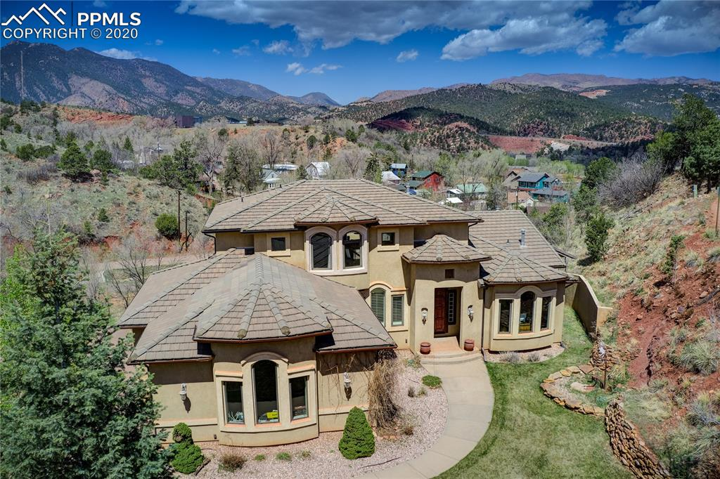 Photo for 20 Keithley Road, Manitou Springs, CO 80829 (MLS # 9841085)