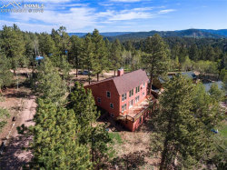 Photo of 145 Aspen Drive, Woodland Park, CO 80863 (MLS # 9904003)