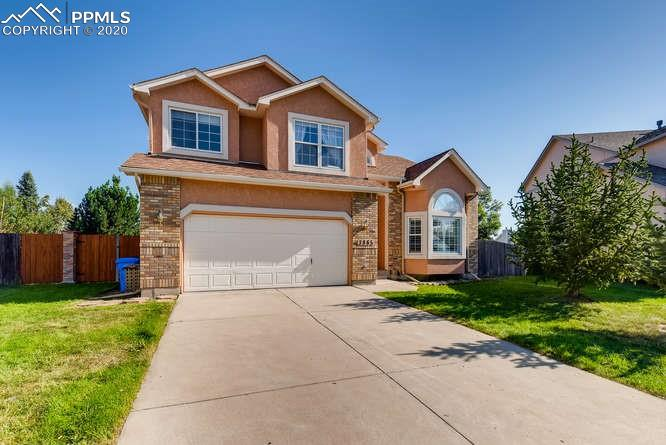 Photo for 3865 Schoolwood Court, Colorado Springs, CO 80918 (MLS # 9940122)