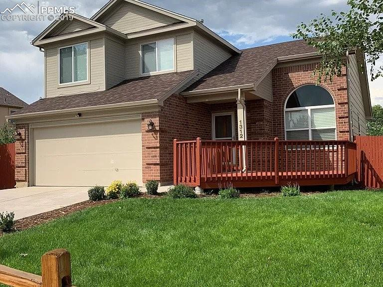 Photo for 1312 Coolcrest Drive, Colorado Springs, CO 80906 (MLS # 9949240)