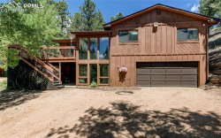 Photo of 450 Homestead Drive, Woodland Park, CO 80863 (MLS # 9958493)