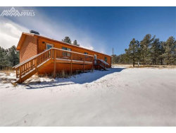 Photo of 39 Shawnee Circle, Florissant, CO 80816 (MLS # 9998314)