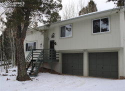Photo of 105 Princeton Drive, Woodland Park, CO 80863 (MLS # 5564384)