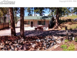 Photo of 1301 E Highway 24 Highway, Cabin, Woodland Park, CO 80863 (MLS # 7474351)