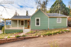 Photo of 24 Waltham Avenue, Manitou Springs, CO 80829 (MLS # 7713430)