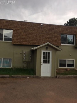 Photo of 403 Mountain View Place, C, Woodland Park, CO 80863 (MLS # 7971427)