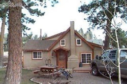 Photo of 924 W Lorraine Avenue, Front, Woodland Park, CO 80863 (MLS # 9160678)
