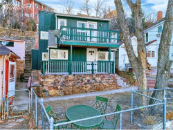 Photo of 76 Waltham Avenue, Manitou Springs, CO 80829 (MLS # 9849410)