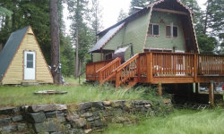 Photo of 675 Stibnite Rd, Yellow Pine, ID 83677 (MLS # 98632496)