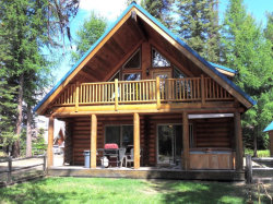 Photo of 12824 & 12820 Hereford Rd., Donnelly, ID 83615 (MLS # 98653484)
