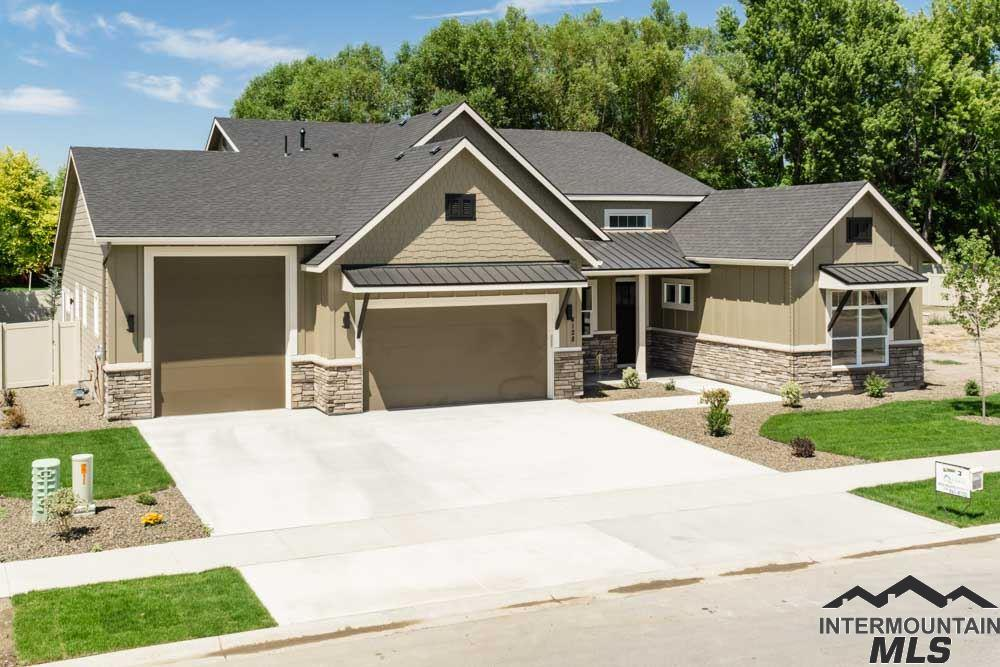 Photo for 4128 W Prickly Pear Dr, Eagle, ID 83616 (MLS # 98683883)
