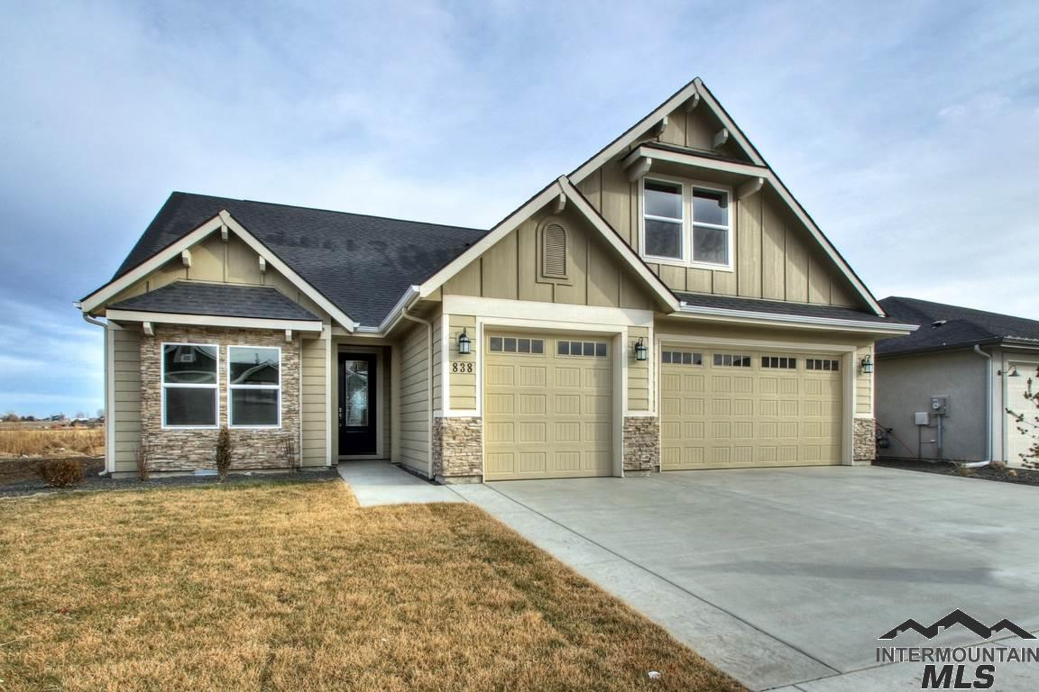 Photo for 838 E Andes Dr, Kuna, ID 83634 (MLS # 98716181)