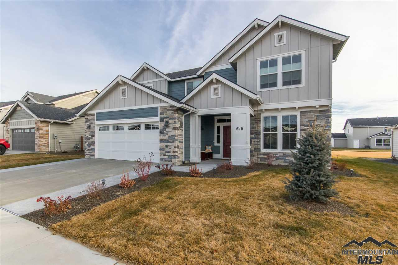 Photo for 958 N World Cup Lane, Eagle, ID 83616 (MLS # 98716271)