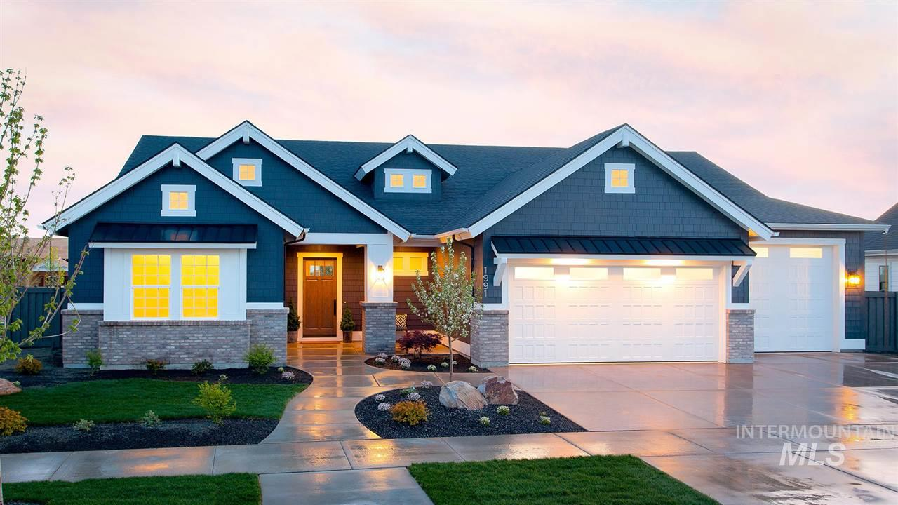 Photo for 4929 W Frenchglen Dr, Eagle, ID 83616-0000 (MLS # 98741253)