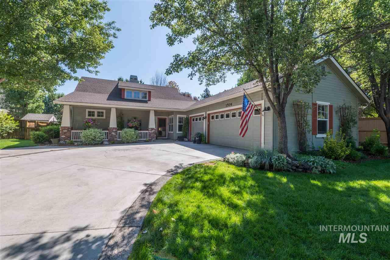 Photo for 1506 E Prohaska Ct, Eagle, ID 83616-0000 (MLS # 98741365)