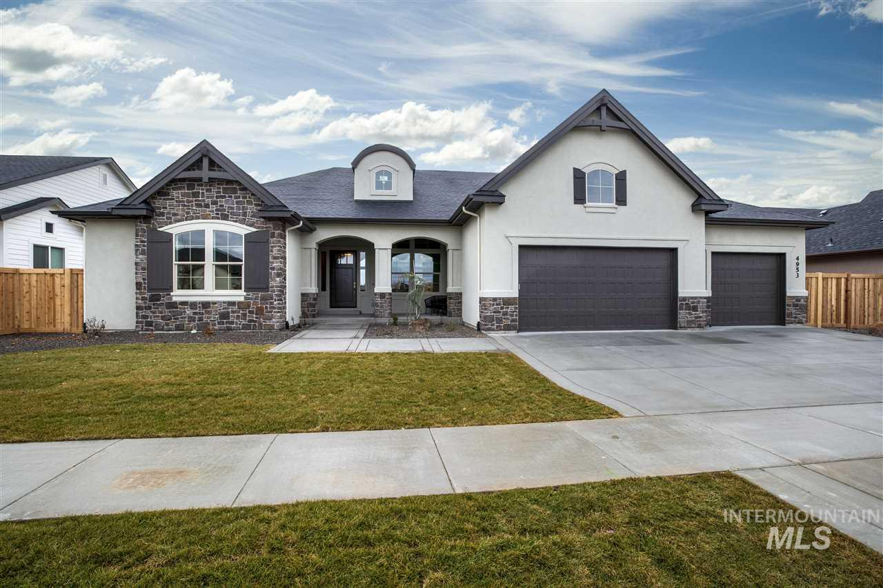 Photo for 4953 W Frenchglen Dr, Eagle, ID 83616 (MLS # 98741444)