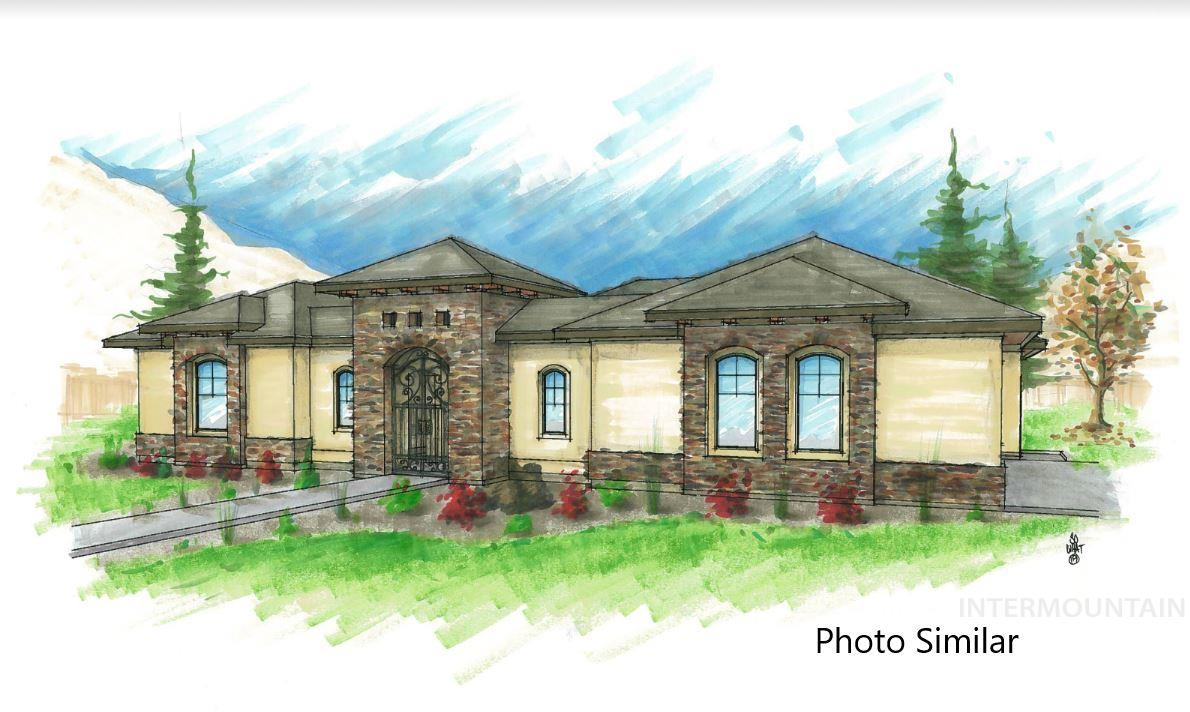 Photo for 8553 W Moose Horn Ln, Eagle, ID 83616 (MLS # 98750639)