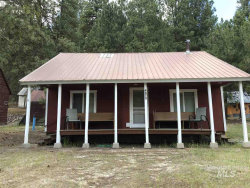 Photo of 4373 N Pine Featherville Rd, Featherville, ID 83647 (MLS # 98762434)