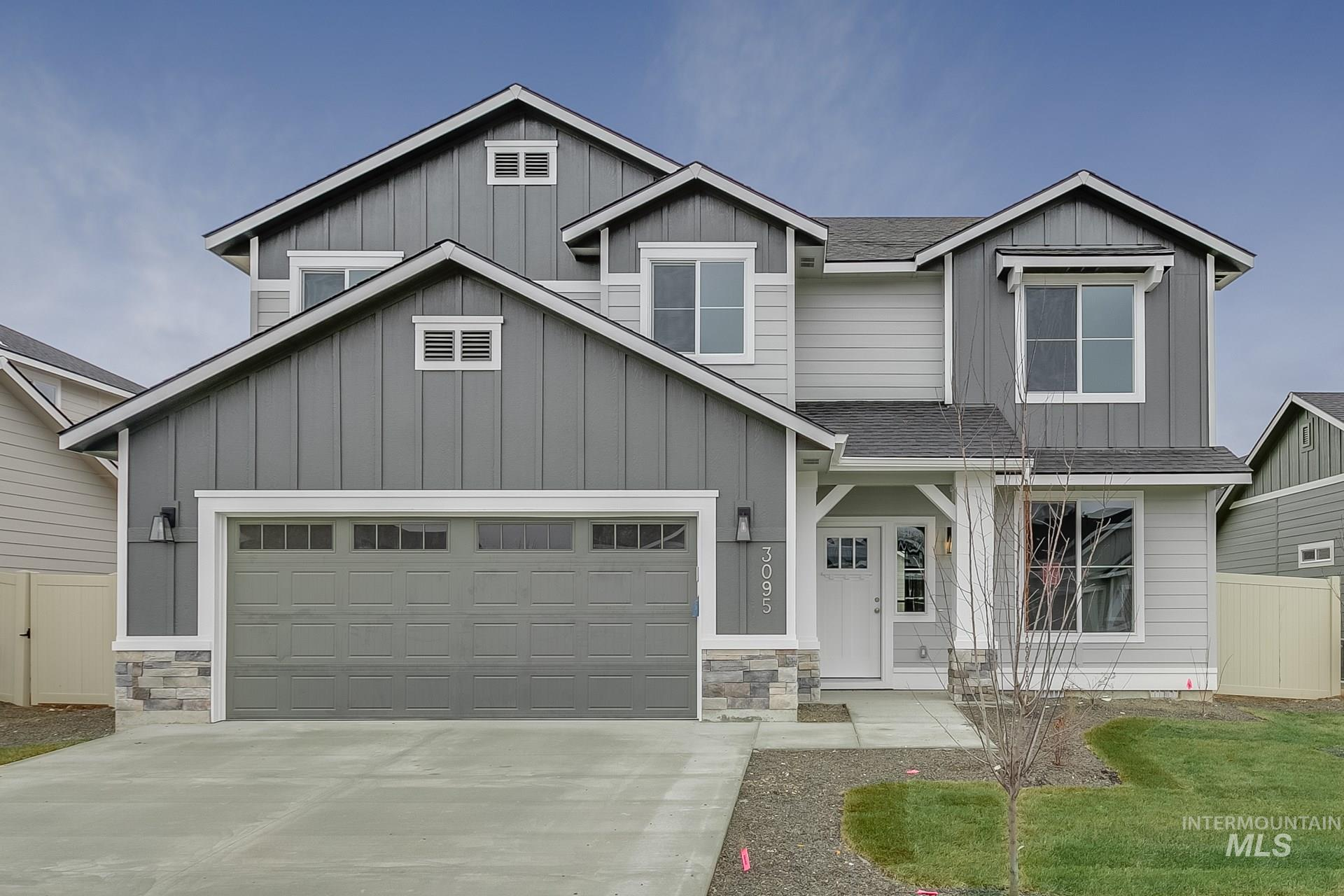 Photo for 2611 E Bonita Hills St, Eagle, ID 83616 (MLS # 98774413)