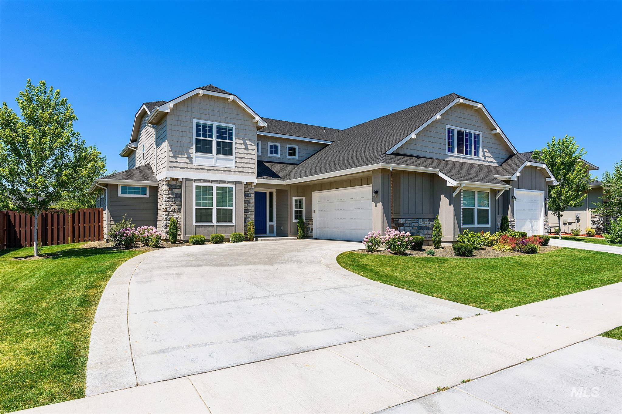 Photo for 2965 S Bergman Way, Eagle, ID 83616 (MLS # 98774705)