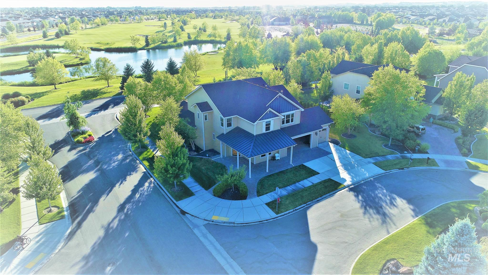 Photo for 5086 W Olympic Park Drive, Eagle, ID 83616-0000 (MLS # 98775210)