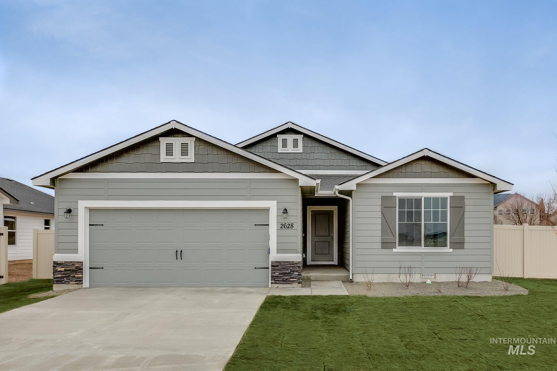 Photo for 11902 W Box Canyon St, Star, ID 83669 (MLS # 98776213)