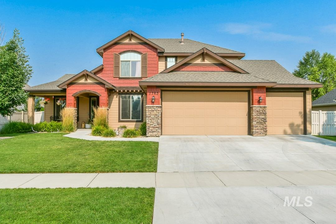 Photo for 1763 Horseshoe Canyon Drive, Middleton, ID 83644 (MLS # 98778707)