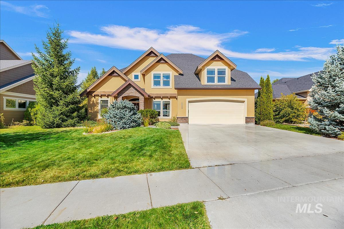 Photo for 2610 E Sadie Drive, Eagle, ID 83616-6877 (MLS # 98780324)