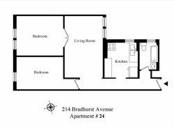 Photo of 214 Bradhurst Avenue, Unit 24, New York, NY 10039 (MLS # 10947086)